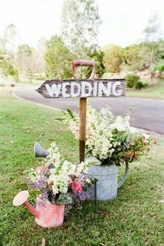 Take a look at the best country backyard wedding in the photos below and get ideas for your wedding!!! Make a simple yet chic ceremony altar with draped white linens and colorful rose flower arrangements! A gorgeous altar for a… Continue Reading →