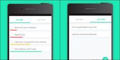 تطبيق 24hDone لإدارة المهام اليومية بفاعلية على أجهزة أندرويد