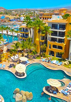 All-Inclusive Cabo Resort