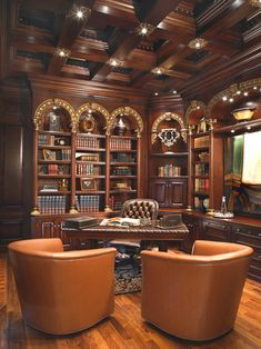 Man Office Design, Pictures, Remodel, Decor and Ideas - page 5