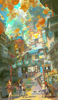 Home Discover Art by Star Academy Fantasy Art Landscapes Fantasy Landscape Landscape Art Ville Cyberpunk Cyberpunk Art Anime Scenery Wallpaper L Wallpaper Background Drawing Animation Background Fantasy Art Landscapes, Fantasy Landscape, Landscape Art, L Wallpaper, Anime Scenery Wallpaper, Animes Wallpapers, Cute Wallpapers, Aesthetic Art, Aesthetic Anime