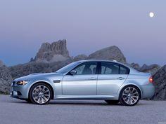 BMW m3 sedan 2007