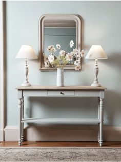 Toulon Console Table – Light Grey - All About Decoration Gray Console Table, Hallway Console, Modern Console Tables, Luxury Home Furniture, Living Room Furniture, Wooden Furniture, Antique Furniture, Entrance Table, Hall Tables