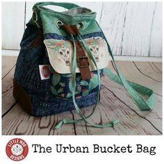 The Urban Bucket Bag | Craftsy