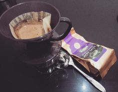 Dripped Coffee using V60 Feafuring Otten Aceh Gayo
