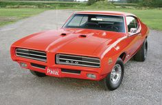 1969 Pontiac GTO Judge