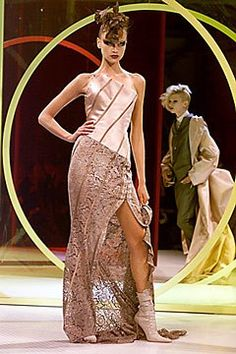 John Galliano Spring 2000 Ready-to-Wear Fashion Show Collection