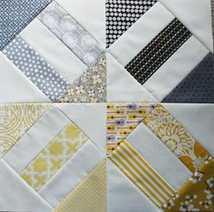Cracker scraps quilt block