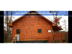 Butterfly Kisses | Outrageous Cabins   $527 whole stay