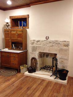 18th century farmhouse renovation in progress
