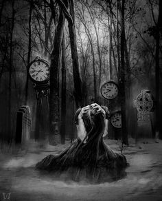 No matter what, I never seem to be able to escape from the torturous grasp of time.