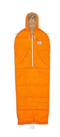 Poler Napsack - Amazing bits of kit for life around the campfire, post-surf chilling and general snugness.