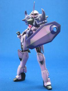 イメージ4 - 俺MSV MS-07S グフ高機動偵察型の画像 - E.M.Tの製作ファクトリー - Yahoo!ブログ