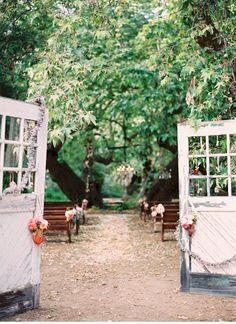 Wedding Wednesday | Bohemian Barn Chic at Dos Pueblos Ranch from Santa Barbara Chic