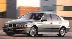 BMW 5 Series E39 (1995–2004) - BMW 528i