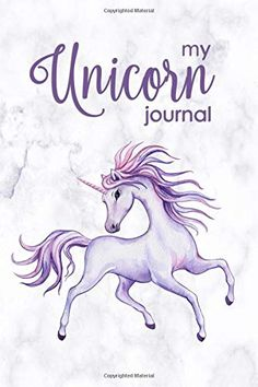 My Unicorn Journal: The perfect gift for the young princess Notebooks, Journals, Young Prince, My Journal, Unicorn, Princess, Amazon, Gifts, Art