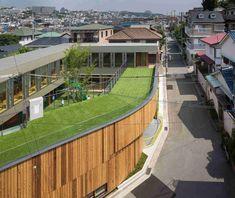 Galeria de Creche Infantil TAKENO / Tadashi Suga Architects - 2