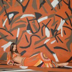 ----1970 Vanity Fair lingerie Emilio Pucci