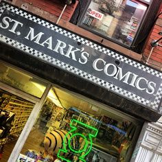St. Mark's Comics in New York, NY