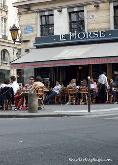 Parisian Cafe  Paris, France