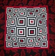 optical illusion quilt patterns - Поиск в Google