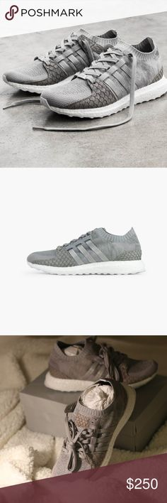 Adidas X Pusha T Ultra Boost King Push Sneaker - Limited edition sneakers from Adidas X Pusha T collab - Size 8.5 womens, 7 mens - Deadstock new in box, never worn adidas Shoes Sneakers