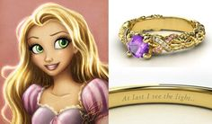 Which Disney Engagement Ring Are You? - Likes