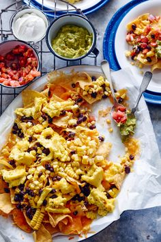Brunch Nachos from @whatsgabycookin for The Pioneer Woman: Food & Friends!