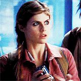 """GIF the 'i'm not going to open it!"""" face"""