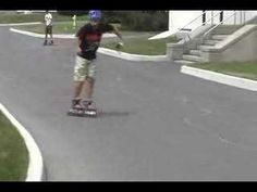 Double Push Skating Part 2