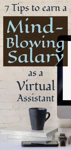 Do you want to earn a jaw dropping salary while working from home? Read this art. Do you want to earn a jaw dropping salary while working from home? Read this art. Work From Home Tips, Make Money From Home, How To Make Money, Ways To Earn Money, Earn Money Online, Online Earning, Virtual Jobs, Online Work, Virtual Assistant