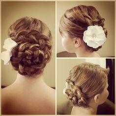 Hair by Lorrie at Trio Salon Salons, Braids, Hairstyle, Bang Braids, Hair Job, Lounges, Cornrows, Hair Style, Braid Hairstyles