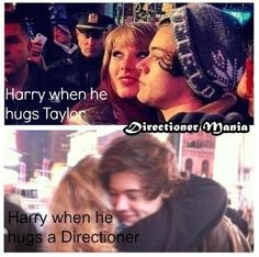 You see that, Taylor? Noe leave, he likes us better (;