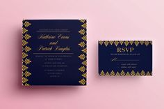 Gold glitter wedding invitation template white by designedbyanna Gold Glitter Wedding, Glitter Wedding Invitations, Printable Wedding Invitations, Wedding Invitation Design, Invitation Cards, Rsvp, Engagement, Announcement, Creative