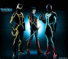 Justice League Tron