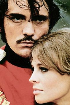 terence stamp / julie christie : far from the madding crowd : 1967