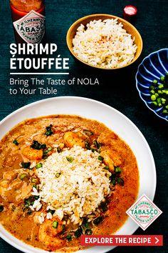 Creole Recipes, Cajun Recipes, Fish Recipes, Seafood Recipes, Soup Recipes, Cooking Recipes, Healthy Recipes, Cajun Dishes, Shrimp Dishes