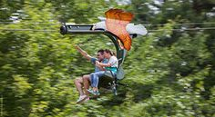 Mountain Adventure Park - North Conway, New Hampshire Summer Family Attractions near Mount Washington - Cranmore Mountain Adventure