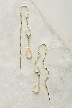 Follow me // Sophie Kate... ℓσνєѕ ღ Anthropologie Surrealist Threader Earrings