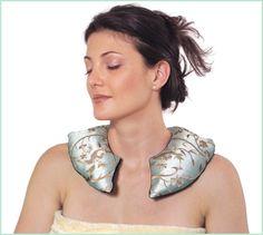 The Warm Buddy Anti-Stress Shoulder Wrap contains an anti-stress blend of  lavender f4e6b632a