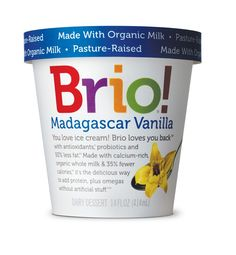 To Bite or Not To Bite? Vote yes for Brio Ice Cream here!