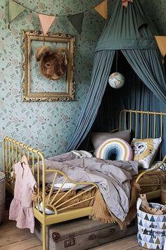girl room decor Childrens room and childrens bedroom ideas Decor Room, Bedroom Decor, Bedroom Ceiling, Bedroom Ideas, Cool Kids Rooms, Childrens Room Decor, Kids Decor, Kids Room Design, Little Girl Rooms