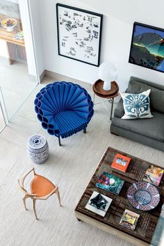 Filha de arquiteto, designer é Maria di Pace abre sua casa no Morumbi