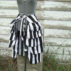 Bustle Skirt Belly Dance BURLESQUE STEAMPUNK bellydance... | Shop ...