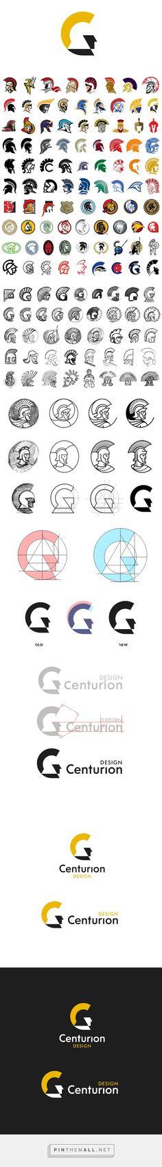 Case Study: Centurion Logo Design
