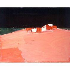 WE LOVE // Nicolas De Stael // 'Paysage' // Oil on wood panel, 1964