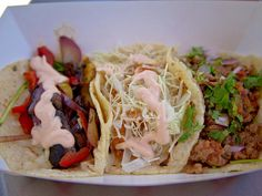 "Soho Tacos - ""some of best tacos in OC"" -serious eats"