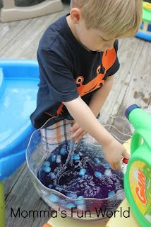 Momma's Fun World: 15+ things you can do with Kool-Aid
