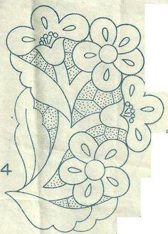 Gallery.ru / Фото #59 - disegni ricamo - antonellag