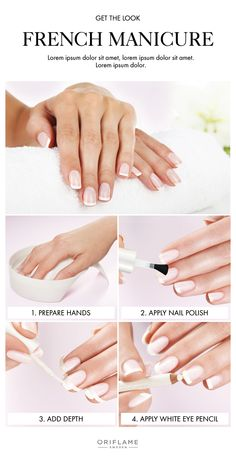 how to make your nails smooth and shiny